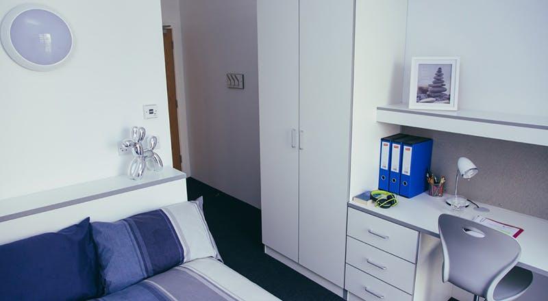 University locks bedroom