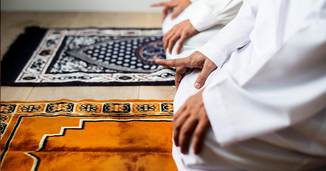 Woking mosque