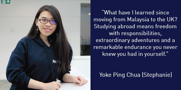 Yoke Ping Chua (Stephanie) International Student Buddy Quote 600x300