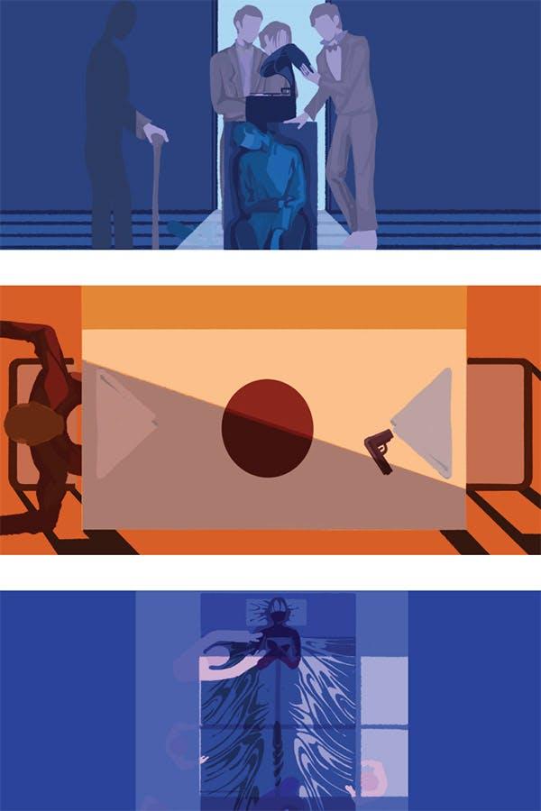 Work by Yun Hong MA VisCom