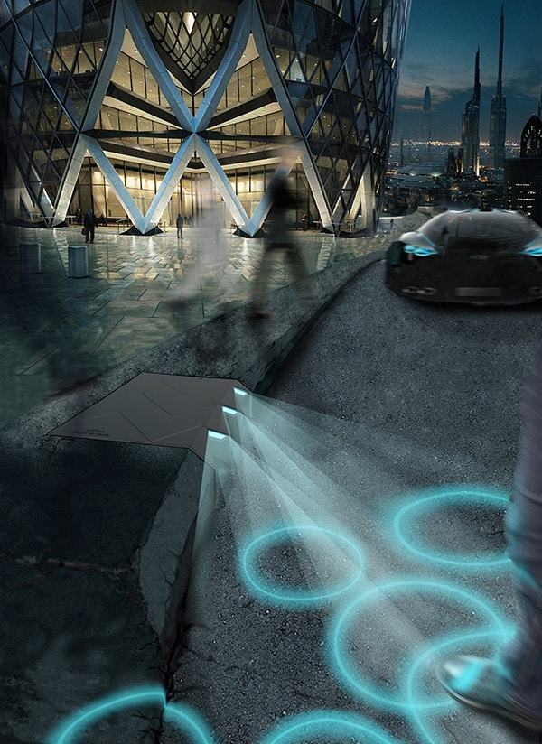 Ziqiao Wang- Future street covers- Magic Crossing